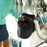 Portable Boat trash Can
