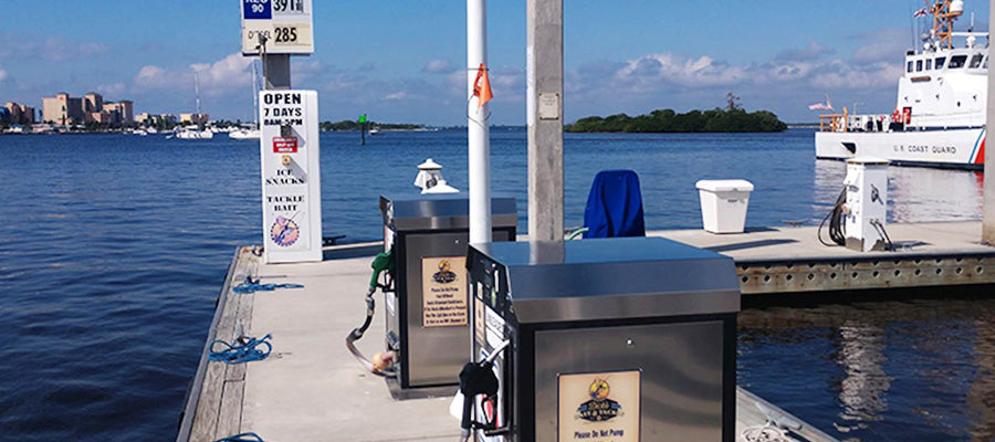 Save Money At The Dock Pumps