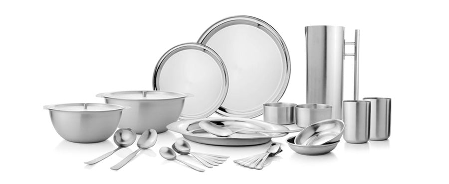 stainless-steel-dishes