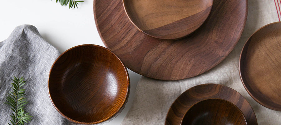 wood-dishes