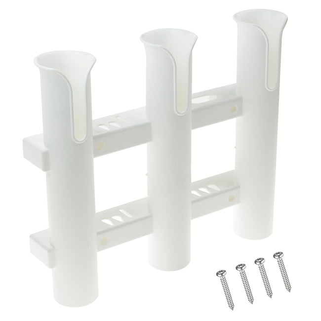 Fishing Rod Holder Rack, 3 Rods