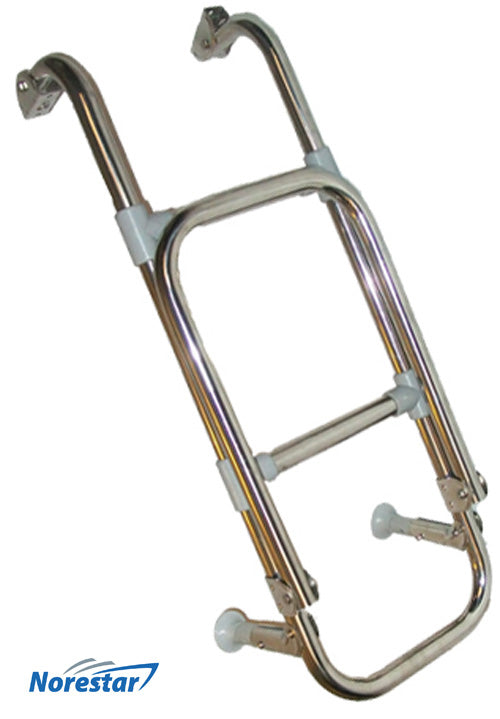 Side/Transom/Gunwale Boat Ladder
