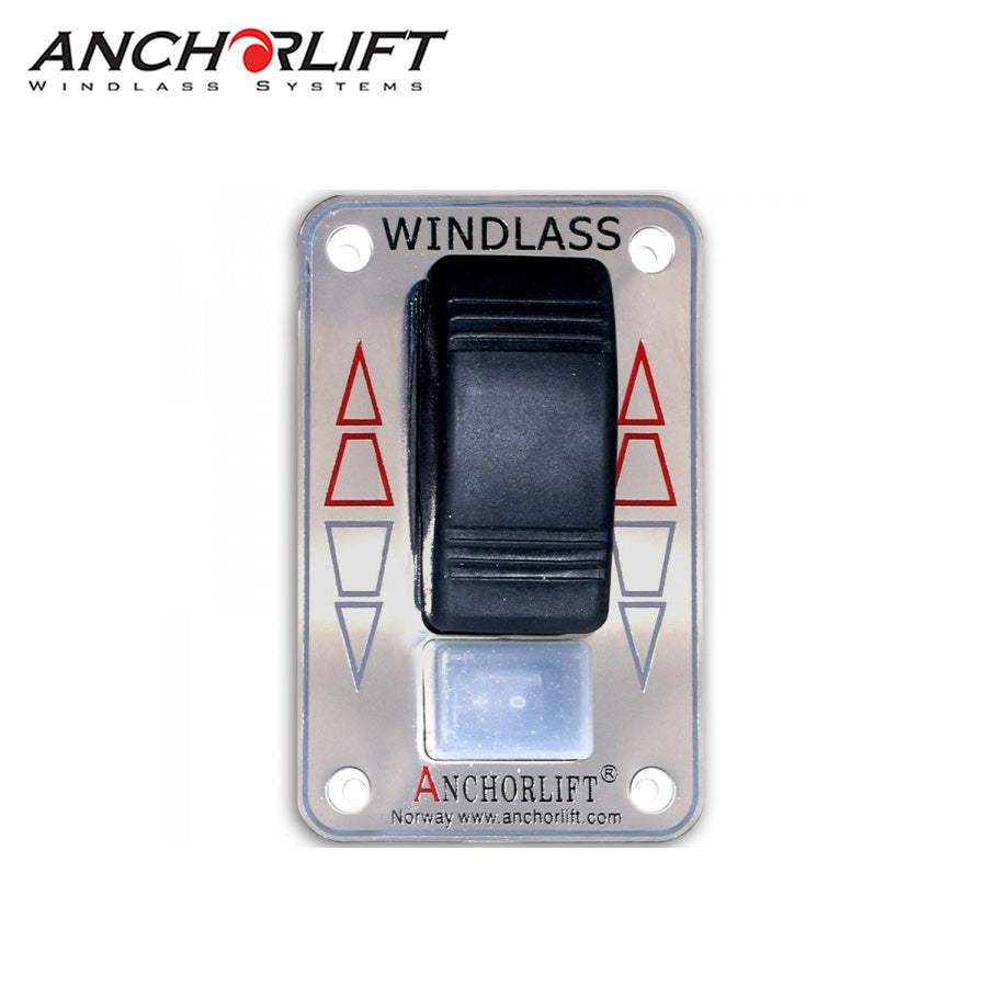 Windlass Rocker Switch