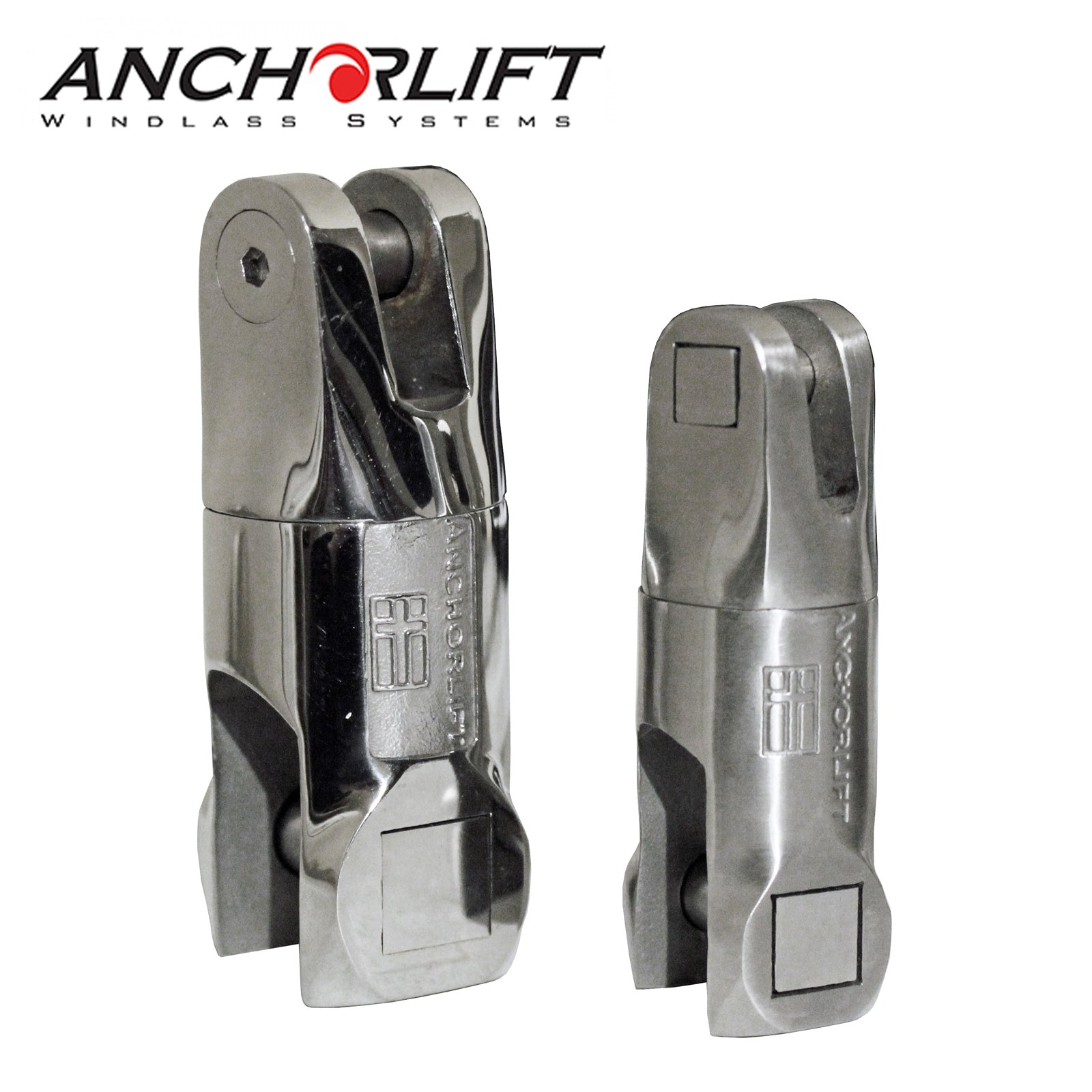 Anchorlift Stainless Steel Anchor Swivel / Connector