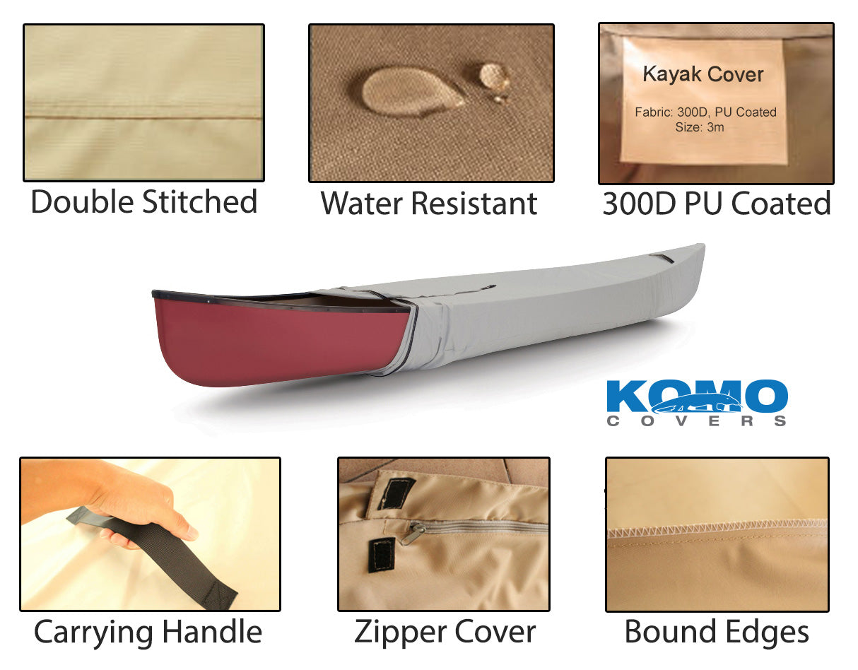 Canoe & Kayak Cover - Features