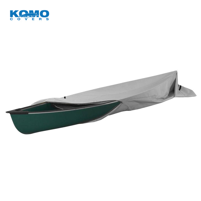 Canoe & Kayak Cover - Open, Grey
