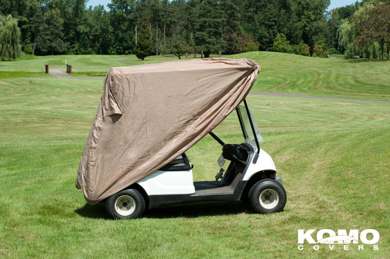 Golf Cart Cover - 2 Person, Open