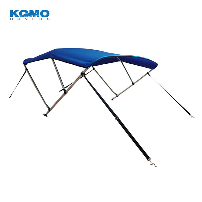 Komo Covers® 3-Bow Boat Bimini Cover