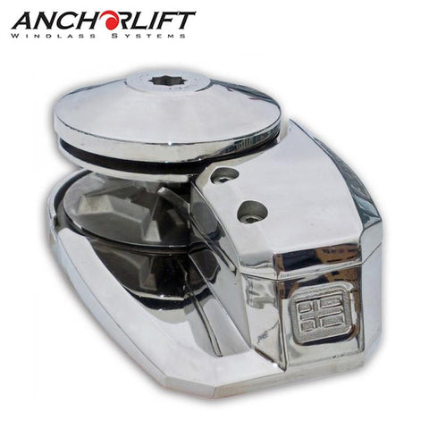 Windlass Combo Pack with Footswitch, Rocker Switch, and Breaker for Anchorlift Windlass