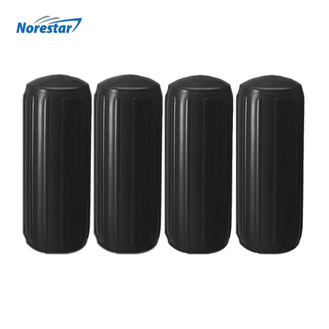 Ribbed Fender Line (Black)