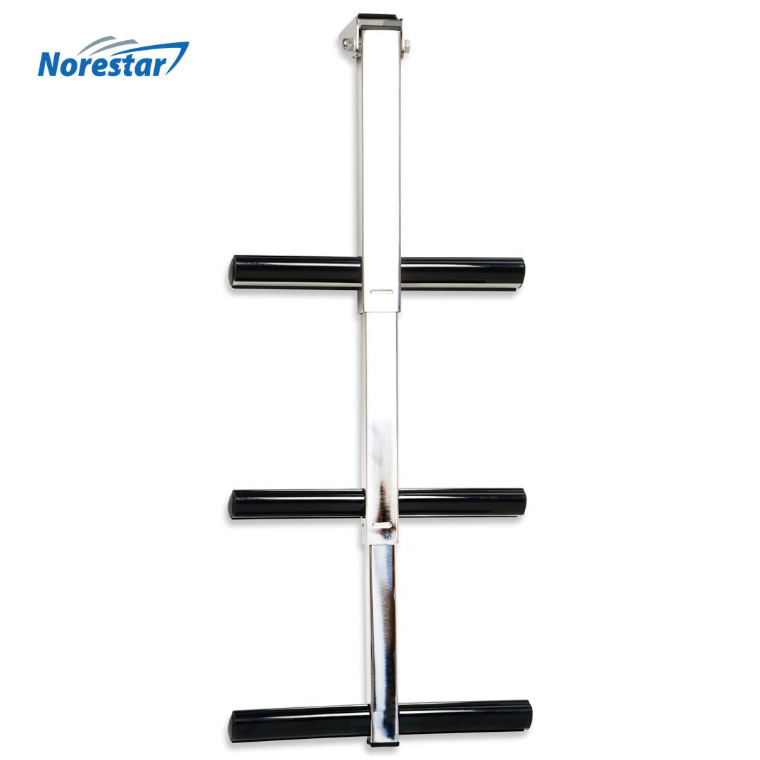 3-Step Flip-Up Telescoping Dive Ladder