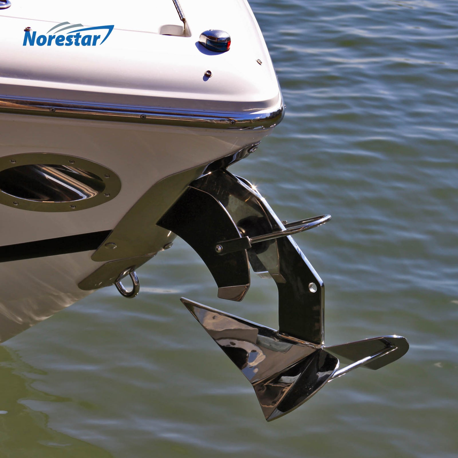 Stainless Steel Wing/Delta Boat Anchor