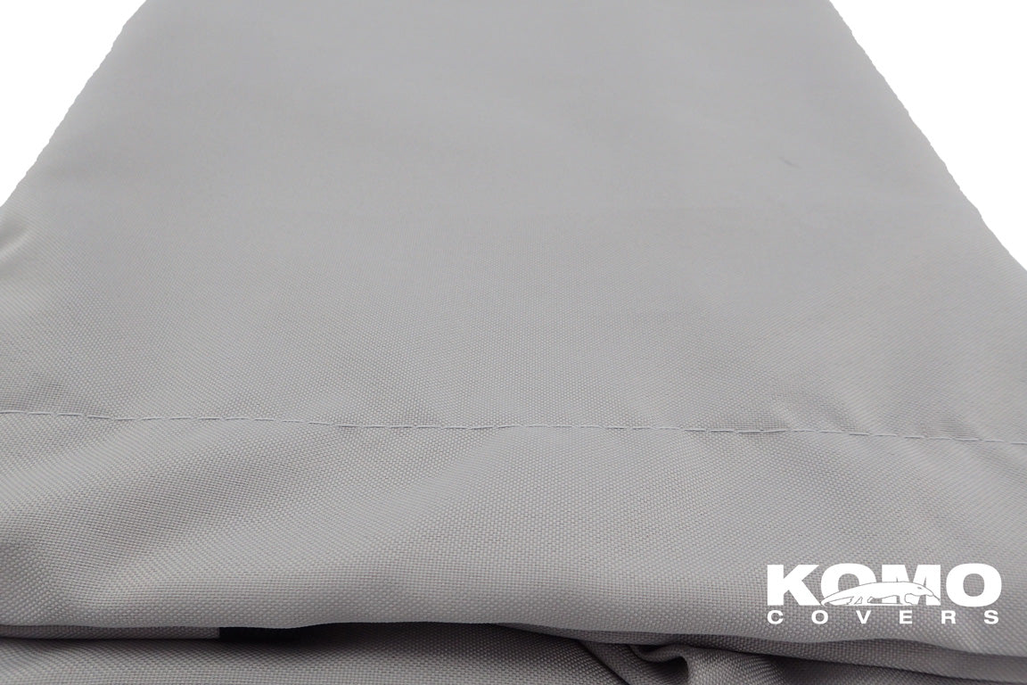 Outboard Motor Cover - Material