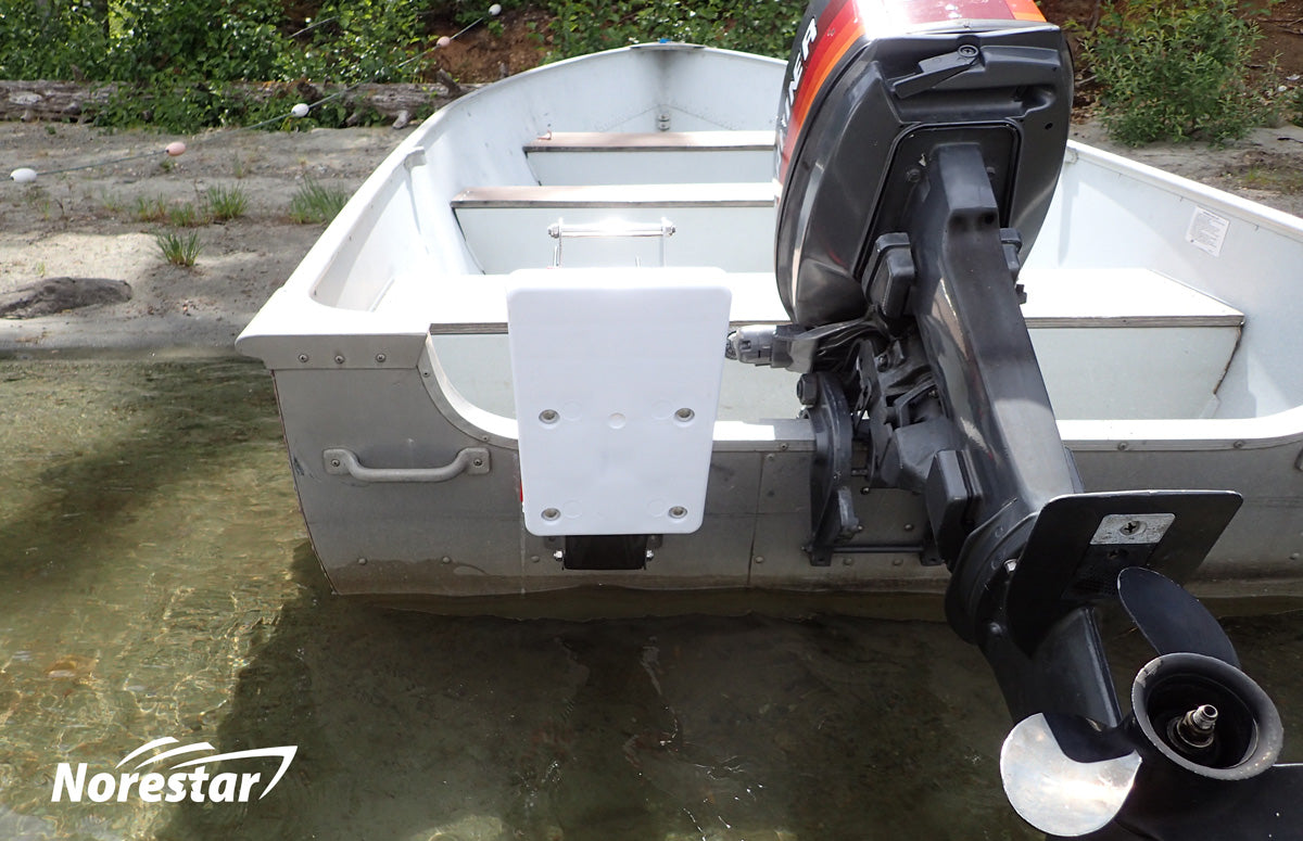 Outboard Motor Kicker Bracket