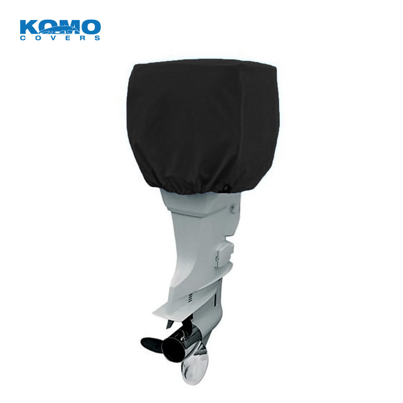 Outboard Motor Cover - Black