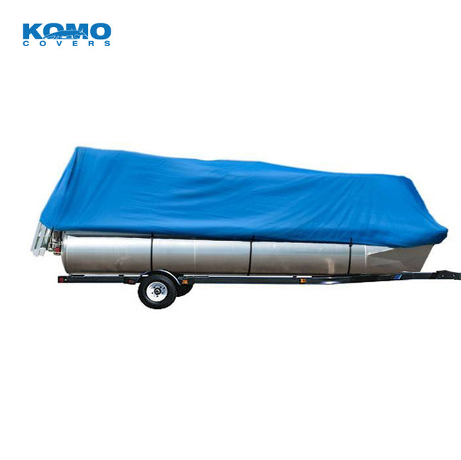 Pontoon Boat Cover - Blue