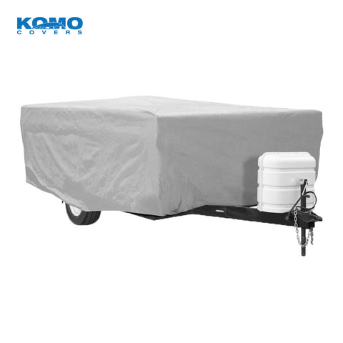 Jon Boat Cover for Storage / Transport, Super-Duty (600D), Waterproof