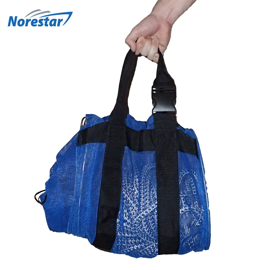 Mesh Anchor Rope & Chain Bag - Carrying