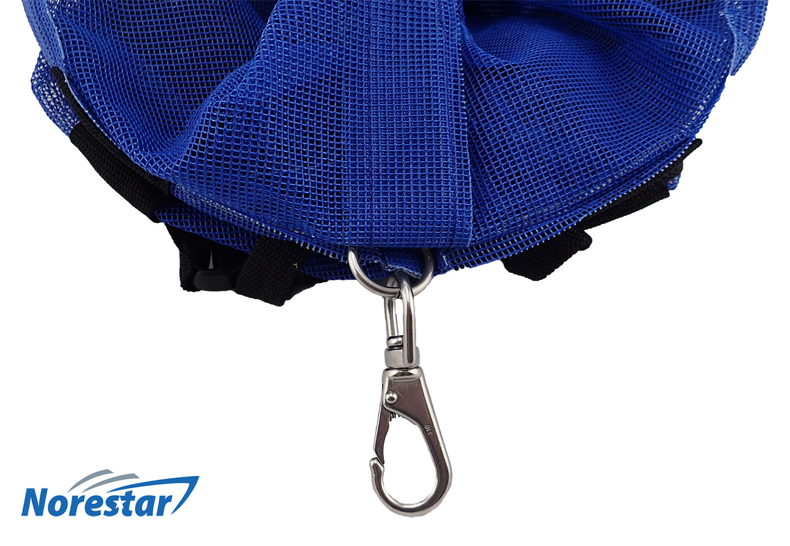 Mesh Anchor Rope & Chain Bag - Clip Hook