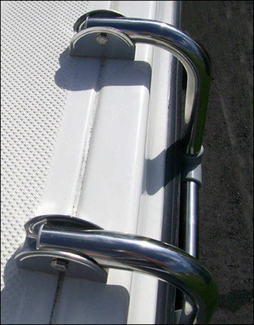 Side/Transom/Gunwale Boat Ladder - Mounts