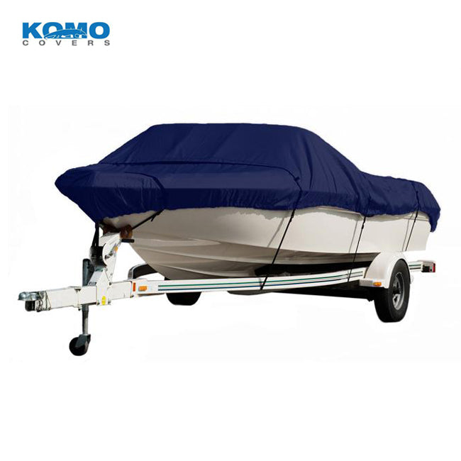 Trailerable Boat Cover (Blue)
