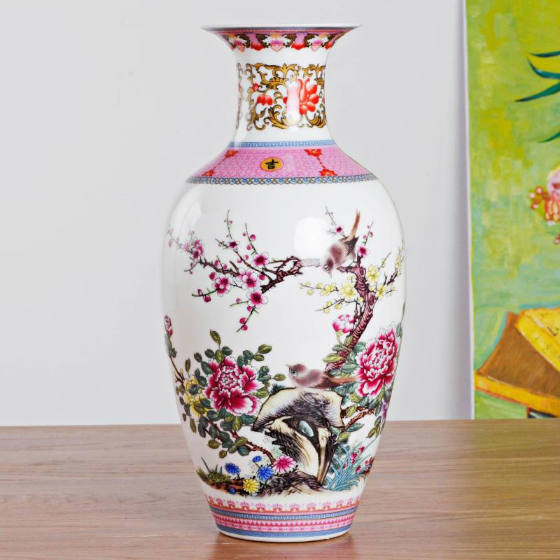 Pink And White Porcelain Vases 3 Designs The Ru Store