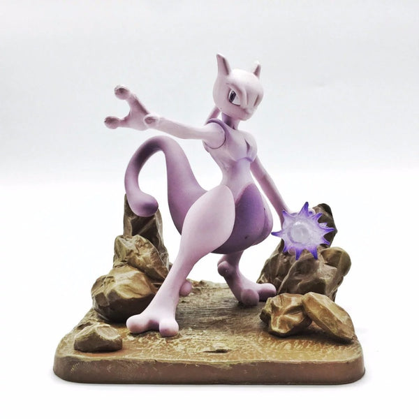 Figurine Mewtwo de collection