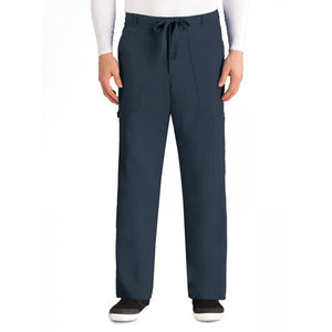 Barco Men's Grey's Anatomy™ Drawstring Pant  0203 - 6 Pockets *MIN 12 QTY
