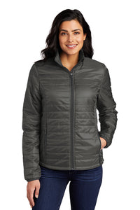 Port Authority ® Ladies Packable Puffy Jacket