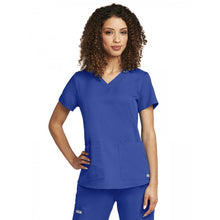 Barco Women's Grey's Anatomy™ V-Neck Top - 71166 - 2 Pockets *MIN 12 QTY
