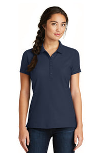 New Era® Ladies Venue Home Plate Polo [ EVENT SAMPLE ]