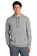 Sport-Tek ® PosiCharge ® Tri-Blend Wicking Fleece Hooded Pullover