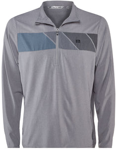 Travis Mathews® Manning 1/2 Zip Jacket *MIN 6 QTY