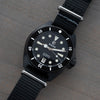 20mm Black ADPT Nylon Strap
