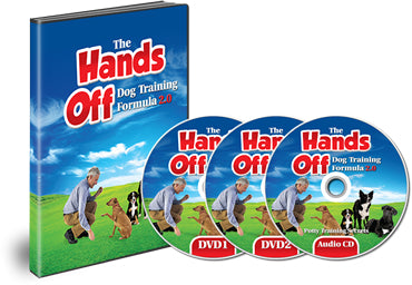 Hands Off Dog Training 2.0 - PHYSICAL (DVD)