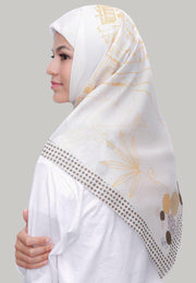Le Hijab Bridge Ivory, Carré 115, Roujak Paris, Roujak