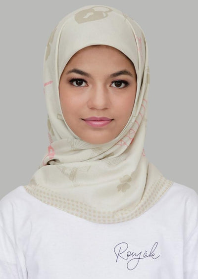 Le Hijab Parisienne Saint-Germain, Carré 115, Roujak Paris, Roujak