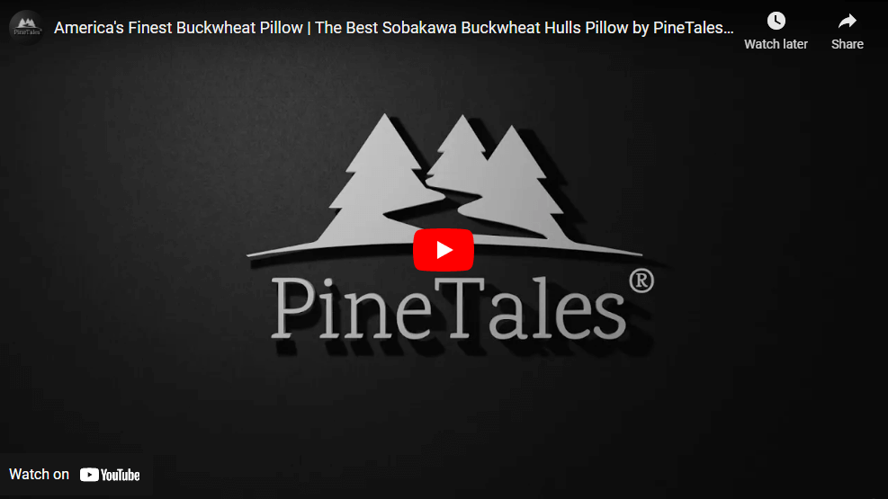 PineTales Buckwheat and Millet Pillows Review
