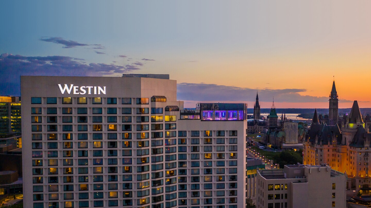 Canada and the US – Westin Hotels