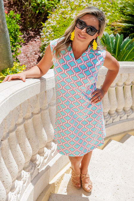 Ambrosia Bridgehampton Flare Dress