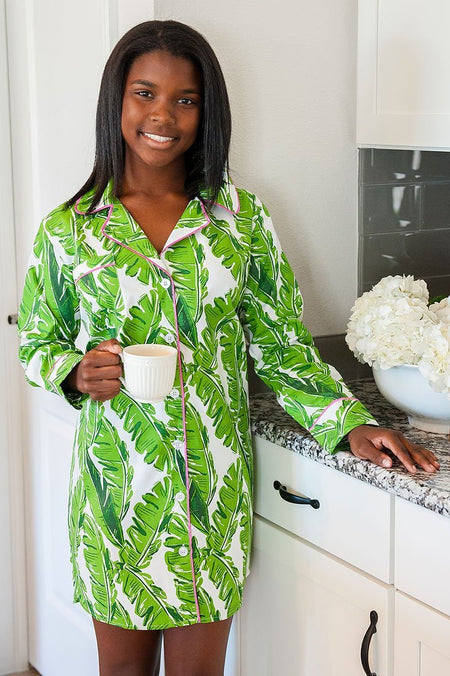 Flora Multi Pajama Set