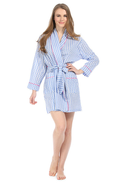 Maisie Blue Robe