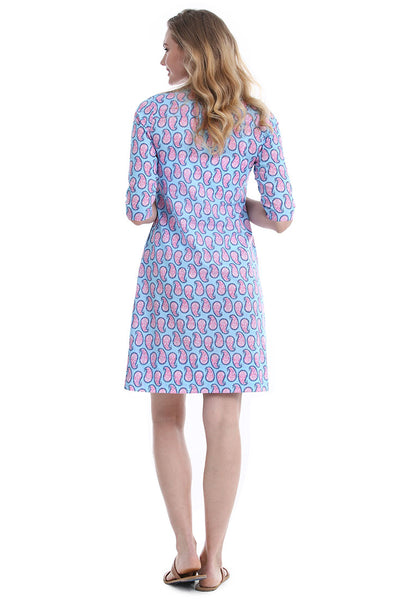 Persian Paisley Bridgehampton Dress