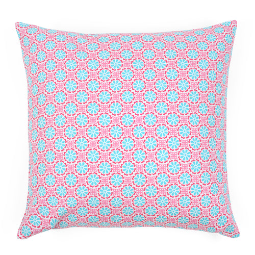 Lulu Pink Pillow Cover