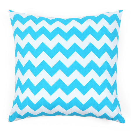Dottie Aqua Pillow Cover