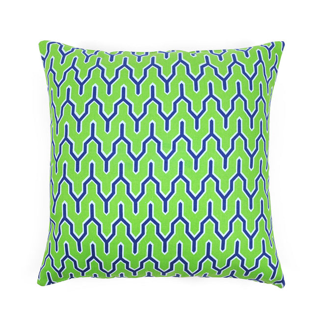 Parker Green Pillow Cover