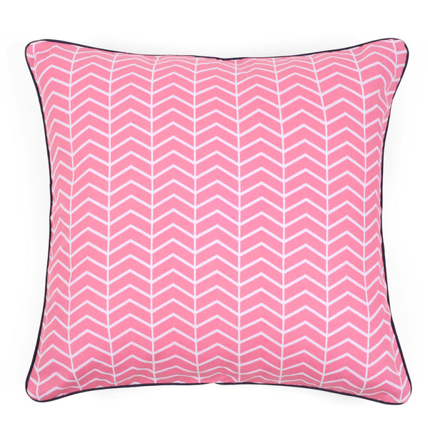 Vortex Pink Pillow Cover