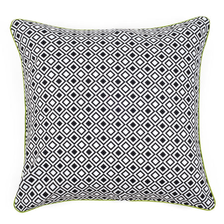 Murphy Green Pillow Cover