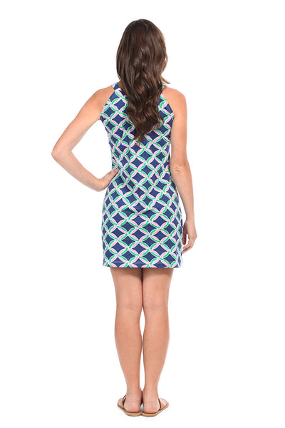 Savannah Navy Anywhere Dress