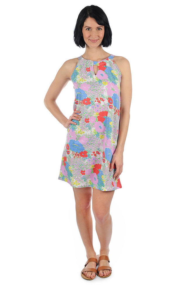 Flora Multi Anywhere Dress
